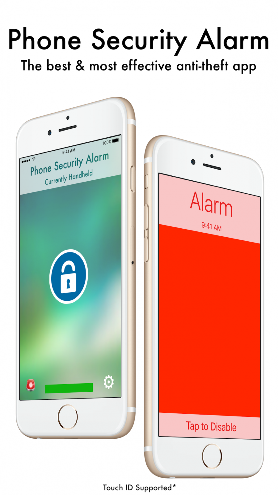 Phone Security Alarm – Wern Jie's Website