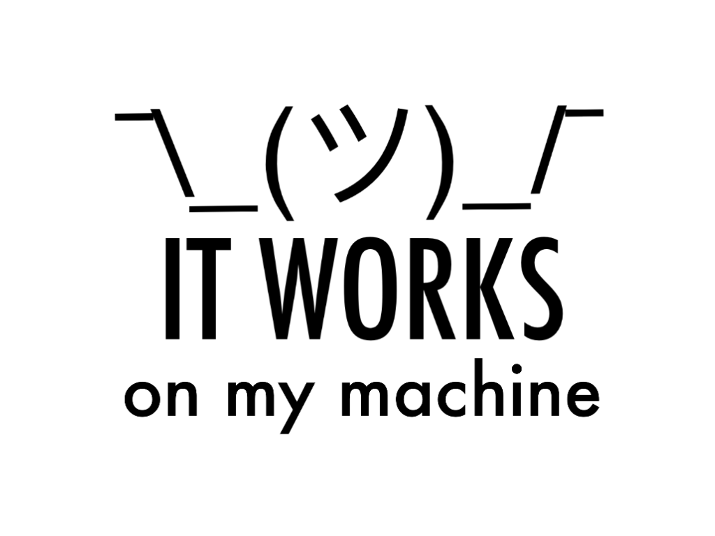 Shrugs... it works on my machine!