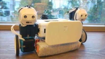 Smart Robotic Cleaner